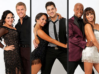 POLL: Who Deserves to Win Dancing with the Stars? | Cheryl Burke, Derek Hough, J.R. Martinez, Karina Smirnoff, Ricki Lake, Rob Kardashian
