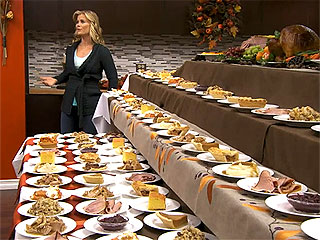 Alison Sweeney&#39;s Healthy Thanksgiving: Pumpkin Pie and Spin Class