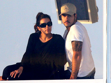 Eva Longoria, Penelope Cruz's Brother Eduardo Romance Florida and California