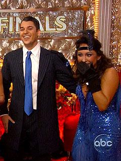 Rob Kardashian Rocks Dancing Finals | Cheryl Burke, Rob Kardashian