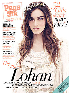 Ali Lohan Thinks Plastic Surgery Rumors Are &#39;Stupid&#39; | Ali Lohan