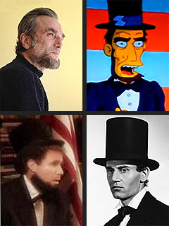 Poll: Who&#39;s the Best Hollywood Abraham Lincoln
