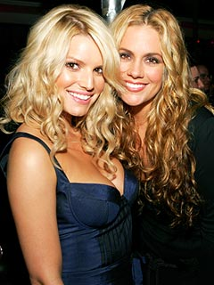 Is Jessica Simpson's Pregnancy Rubbing Off on Pals? | Cacee Cobb, Jessica Simpson