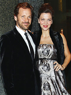 Maggie Gyllenhaal & Peter Sarsgaard Expecting Second Child | Maggie Gyllenhaal, Peter Sarsgaard