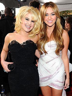 Miley Cyrus: I'm a 'Stoner' | Kelly Osbourne, Miley Cyrus