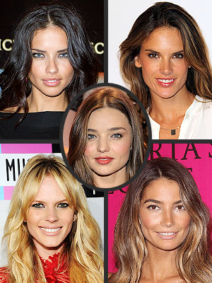 Adriana Lima at Victoria's Secret Fashion Show: Who Was Your Favorite?