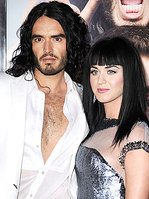 Russell Brand Files for Divorce from Katy Perry | Katy Perry, Russell Brand