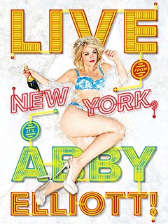 Abby Elliott Strips Down, Discusses Girl Crushes