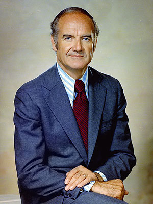 George McGovern Dies at 90