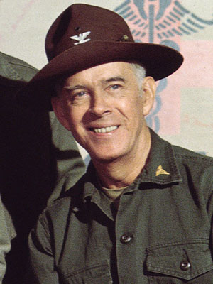 HARRY MORGAN Dies at 96 - Tributes, M*A*S*H, HARRY MORGAN : People.