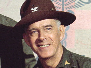 Harry Morgan, Star of M*A*S*H and Dragnet, Dies at 96