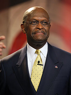 Herman Cain Drops Out of Presidential Race