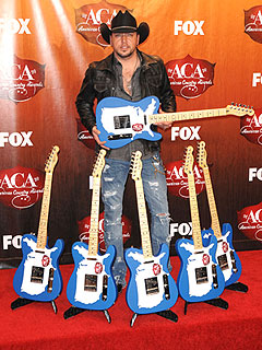 Jason Aldean Sweeps the American Country Awards | Jason Aldean