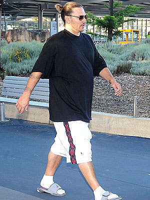 Kevin Federline Hospitalized for 'Heat Stress' in Australian Outback