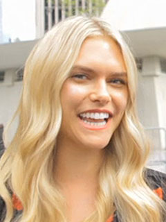 Lauren Scruggs, Injured Model, Can Now Smile