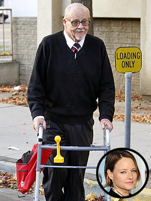 Lucius Foster, Jodie Foster's Father, Sentenced to Five Years in Jail