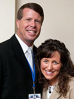 Jim Bob & Michelle Duggar Alone in New York