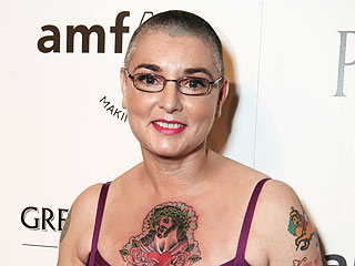 Sinead O'Connor Gets a Marriage License in Las Vegas | Sinead O'Connor