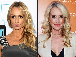 Taylor Armstrong Offers Support to Kim Richards