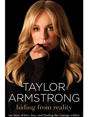 Taylor Armstrong: Cover of Her New Memoir