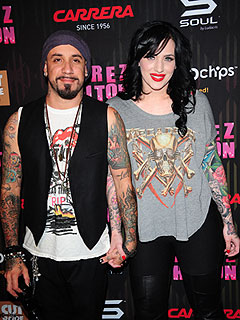 Backstreet Boy A.J. McLean Ties the Knot | AJ McLean