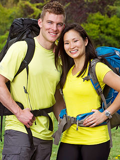 Amazing Race&#39;s Ernie & Cindy: We Feel Elated and Relieved