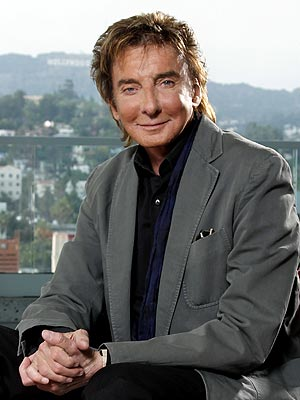 Barry Manilow Bursitis Surgery