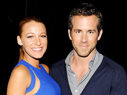 Blake Lively & Ryan Reynolds&#39;s Romance Heats Up in N.Y.C. | Blake Lively, Ryan Reynolds