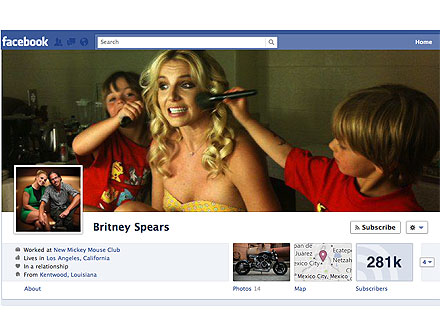 Britney Spears Makes It Official – on Facebook| Engagements, Jason Trawick, Individual Class
