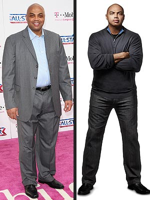 Charles Barkley: Weight Watchers Spokesman