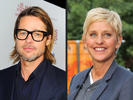 Ellen DeGeneres Buys Brad Pitt Home