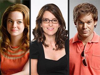 Vote! Which TV & Movie Casts Deserve a SAG Award?   Emma Stone, Michael C. Hall, Tina Fey