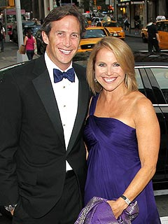Katie Couric & Brooks Perlin Split After Five Years | Brooks Perlin, Katie Couric