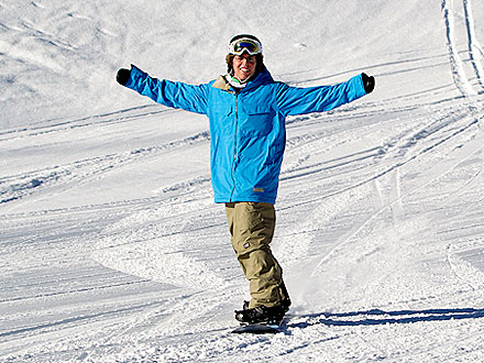 Kevin Pearce Snowboards Again Two Years After Traumatic Brain Injury| Health, Real People Stories