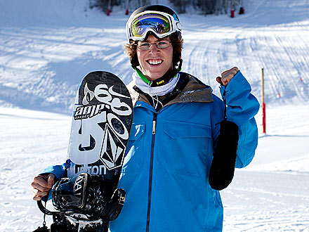 Kevin Pearce Snowboards Again Two Years After Traumatic Brain Injury