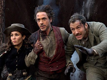Robert Downey Jr.'s Sherlock Holmes: A Game of Shadows