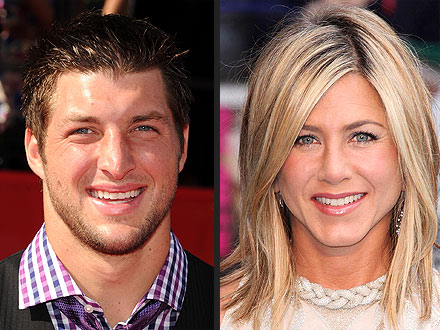 Tim Tebow's Favorite Actress Is Jennifer Aniston, Favorite Actor Is Will Smith