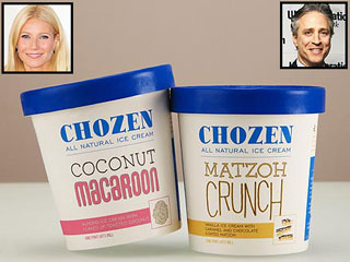 Celebrate Hanukkah Like Gwyneth Paltrow – with Ice Cream