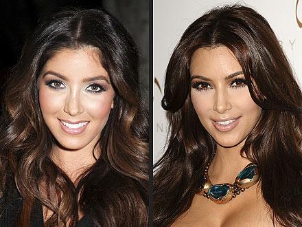 What to Know About Kim Kardashian's Lookalike | Kim Kardashian