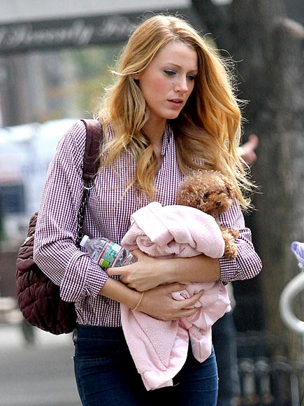 THINK PINK photo | Blake Lively