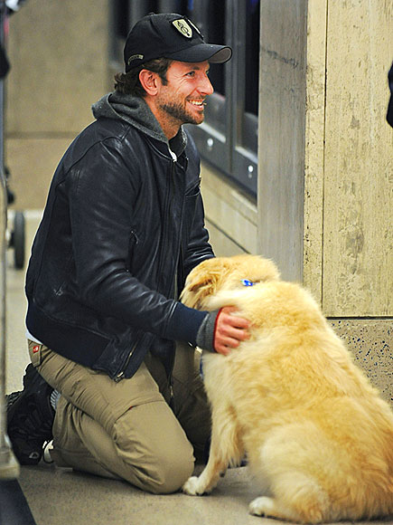 REUNITED! photo | Bradley Cooper