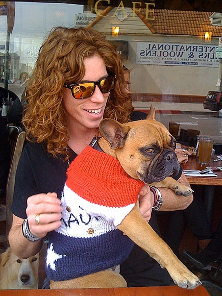 SHAUN WHITE photo | Shaun White
