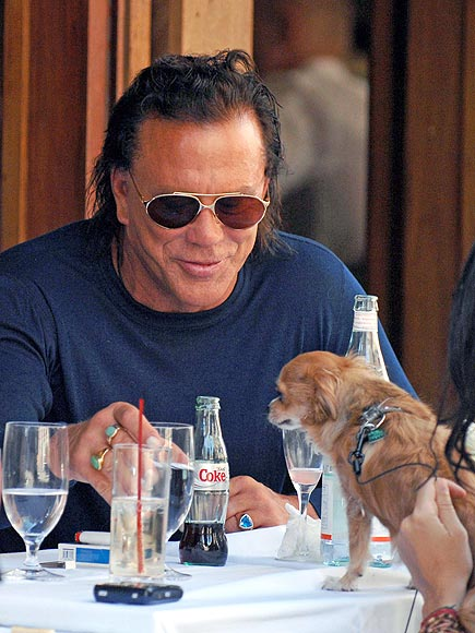 MICKEY ROURKE photo | Mickey Rourke