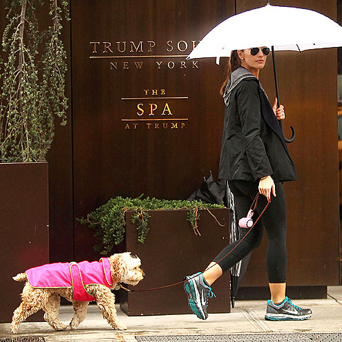 ZOOMIES URBAN RAINCOAT, $50