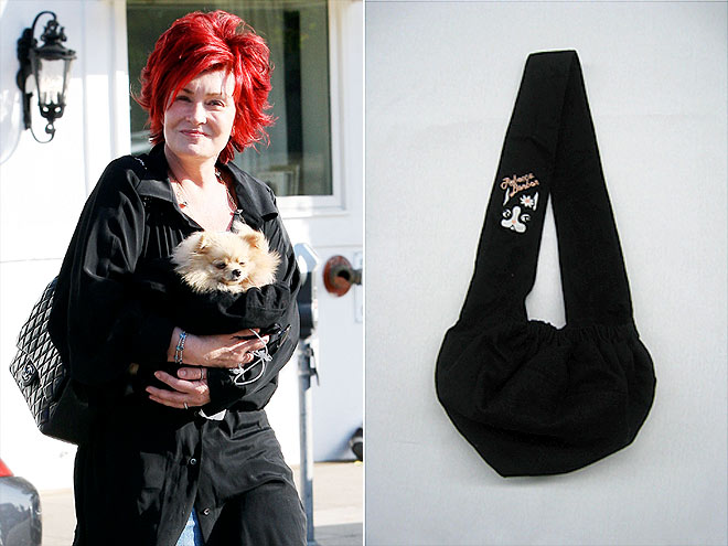PET TEEK SLING, $49.99 photo | Sharon Osbourne
