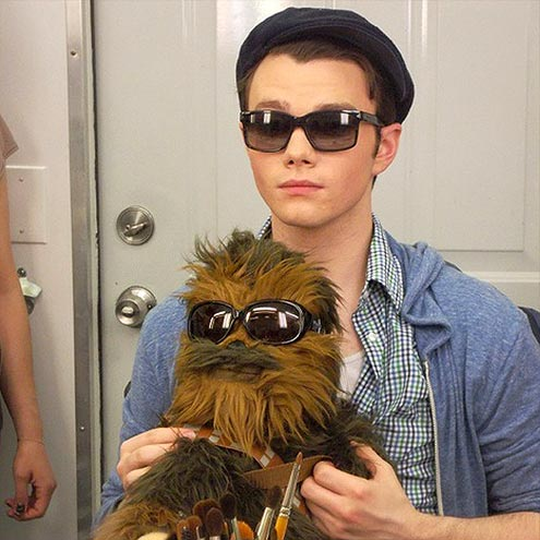 UN-FUR-GETTABLE photo | Chris Colfer