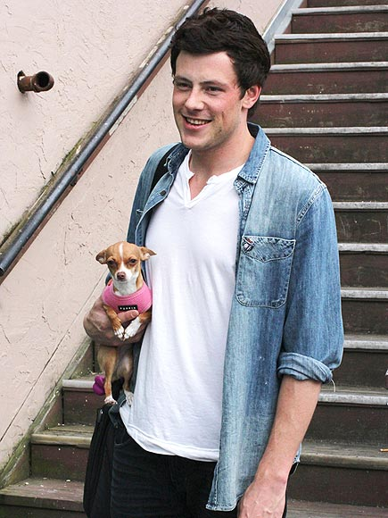ARM CANDY photo | Cory Monteith