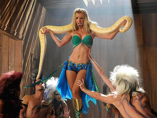 SNAKE FOR YOU photo | Heather Morris