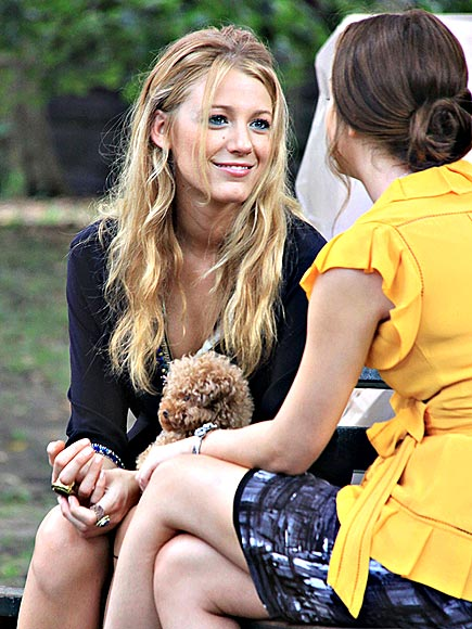 THE TALK photo | Blake Lively