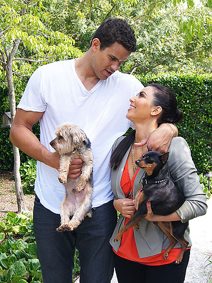 PUPPY LOVE photo | Kim Kardashian